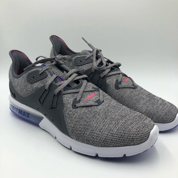 """Nike Other - Nike Air Max Sequent 3 """"Dark Grey/Moon Particle"""""""